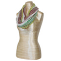 Natural Fiber Female Fiber Torso Form