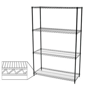NSF Wire Shelving Units