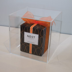 Acrylic Display Cubes
