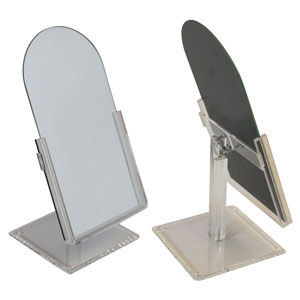 Acrylic Countertop Jewelry Mirror