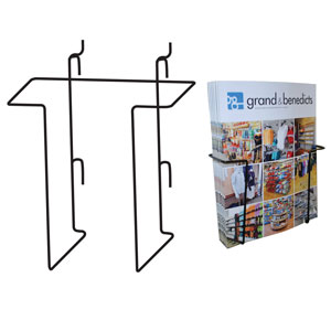 Economy Wire Literature Holder
