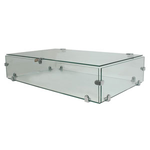 Countertop Jewelry Glass Case