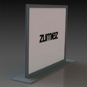 11x14 Table Top Sign Frame