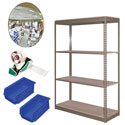 Backroom Shelving & Storage