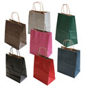 Colorful Cub Paper Shopping Bags