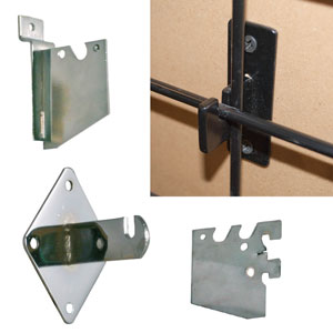 Gridwall Mounting Hardware