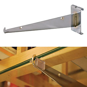 Gridwall Shelf Bracket