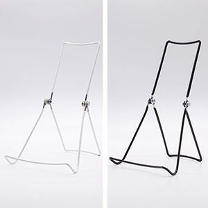 Coated Wire Merchandising Easels