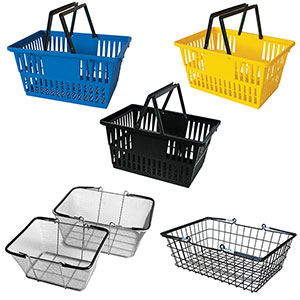 Retail Shopping Baskets