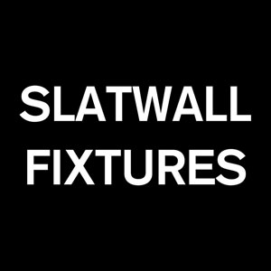 Savers Slatwall Fixtures