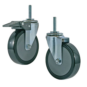 Casters For Wire Shelving